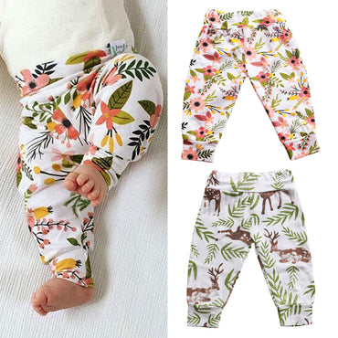 Home Toddler Infant Baby Cotton Cute Animals Pants