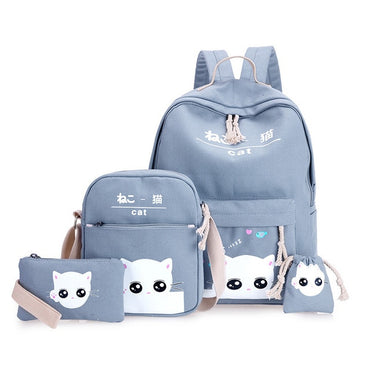 School orthopedic satchel Backpacks