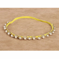 Sparkling Pearls Baby Head Band Elastic Newborn Photography Accessories