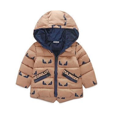 Down Parkas Kids clothes Winter Thick warm Boys