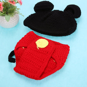 Newborn Photography Props Baby Hat Girls Boys Cap