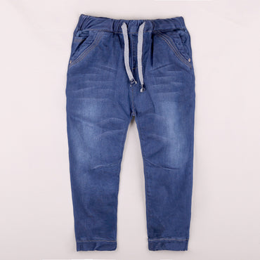Boys Fashion Casual Soft Denim Jeans