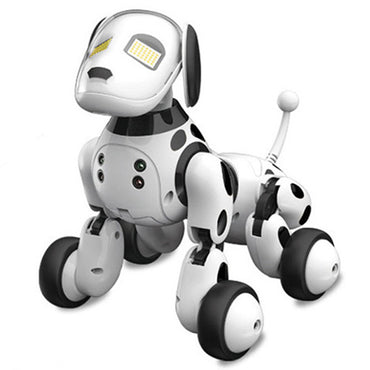 Intelligent RC Robot Dog Toy Smart Electronic Pets