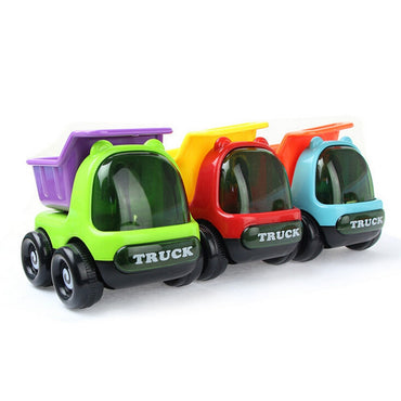Diecast & Toy Vehicles Mini Inertia Car Simulation Cartoon Train