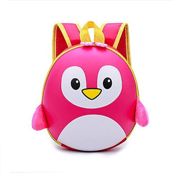 New 3D children school bags Cartoon Hard shell backpack for children
