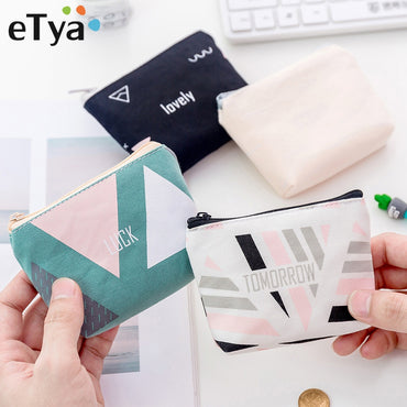 Small Cute Credit Card Holder Key Money Bags