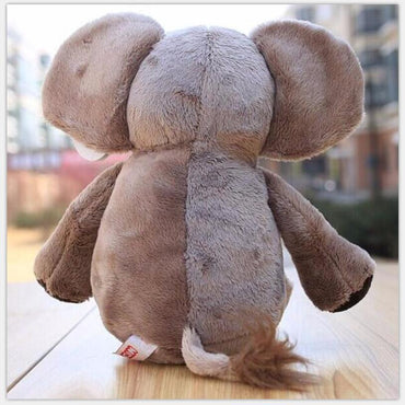 Jungle Brothers Plush Stuffed Toy Elephant Animals for Kid