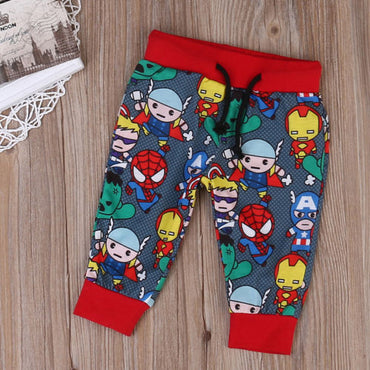 Newborn Kids Baby Boy Clothes Leggings Pants
