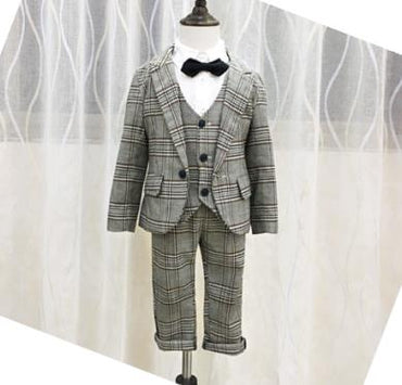 Kids Blazer Baby Boys Suit Jackets  Formal Coat