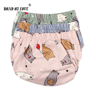Baby Bloomers Cotton Shorts For Girls Boys PP Shorts