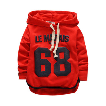 Good Quality Baby Boys Clothing 68 Sweater fleece Children Hoodies Jacket