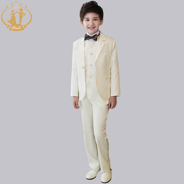 Nimble White Boys Suits for Weddings Blazers