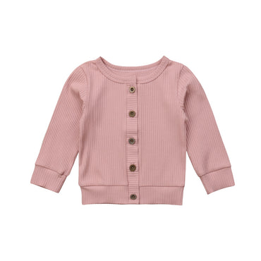 Autumn Sweater Baby Girls Kids Clothing Warm Knitted Shirt