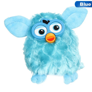 Color Electric Pets Owl Elves Plush toys Recording Talking Toys