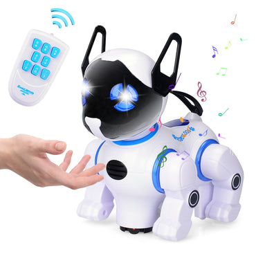 Wireless Remote Control Smart Dog Electronic Pet Educational Children's Toy Dancing Robot