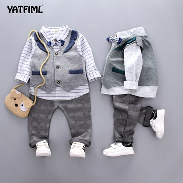 Baby Clothes Boys suits for wedding Kids