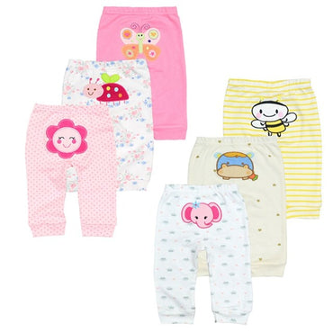 Baby Pants  Cotton Autumn Leggings