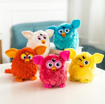 Interactive Toy Phoebe Firbi Pets Owl Elves Recording Talking Hamster