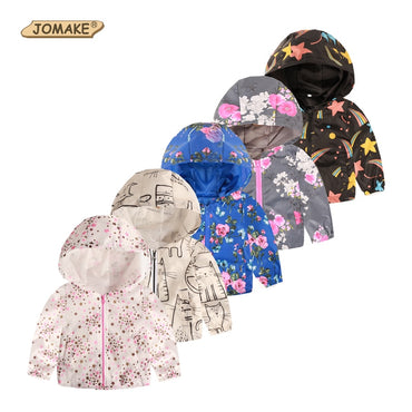 Brand Kids Clothes Boys Jackets