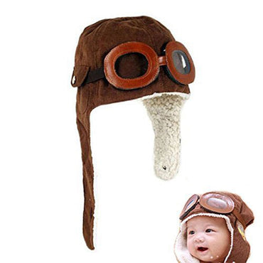 Infant Kid Boys Girls Soft Warmer Winter Hat