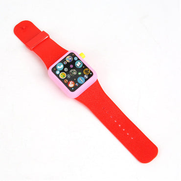 Interactive Toy Wrist Watch 3D Touch Screen Music Smart Teaching Baby Electronic Birthday Gift Toys