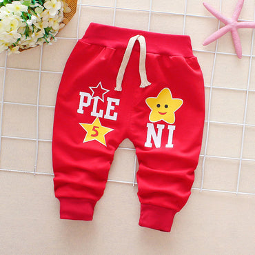 Baby Boys  Letter Pants