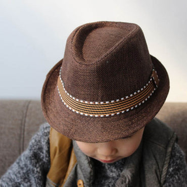 Cowboy Hats Caps Accessories Baby Pompom Beret Beanies