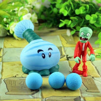 Plants vs Zombies Peashooter Action anime Figure Model Toy