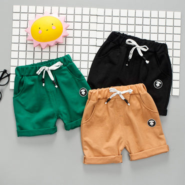 Summer Thin Children Wear Shorts Boy Baby and  Pants