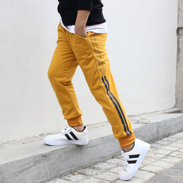 4-11 Years Boy Pants Korean Style Fashion Cotton Sport Pants
