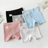 Girls Top Quality Stretchy Safety Shorts