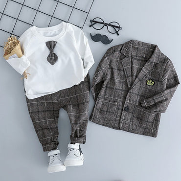 Kids Boys dress  Formal Suits Blazers Sets