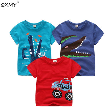 Baby Boys T Shirt Cotton Tops Tees