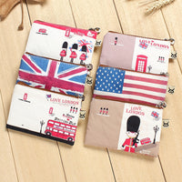 Kids Mini Slim Cute Leather Small Wallet  Purse