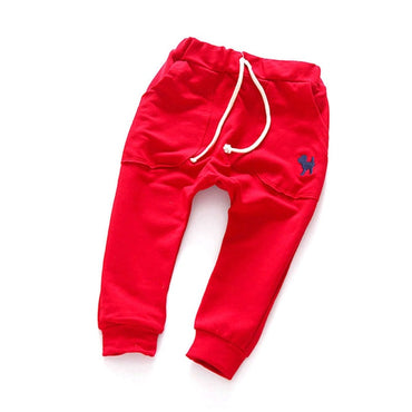 Sports Trousers Slacks Bottom Sweatpants For Boys 2-7Y