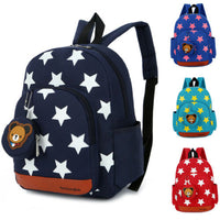 Children Character Backpack Rucksack School Bag