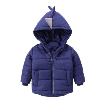Jacket for Boys Clothing Hooded Outerwear Baby Boy Clothes