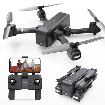 1080P FPV Wifi GPS Drone with Camera HD Foldable Portable