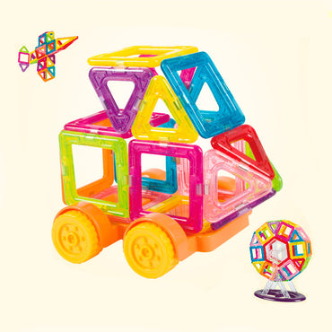 Creative Magnetic toy Design Blocks Child intelligence