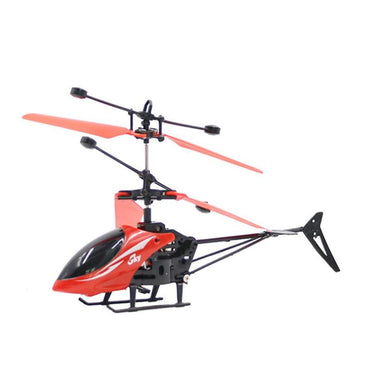 Small RC Helicopter without Control 2.5 RC drone Flying RC Helicopter Aircraft drone