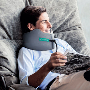 TripPal - The Travel Pillow with All-rounded Neck Support - strawcrafts