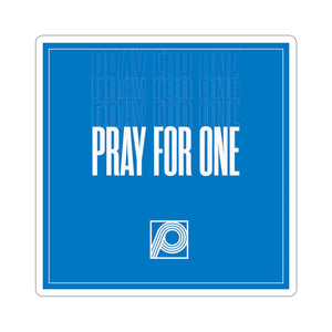Pray For One - Stickers