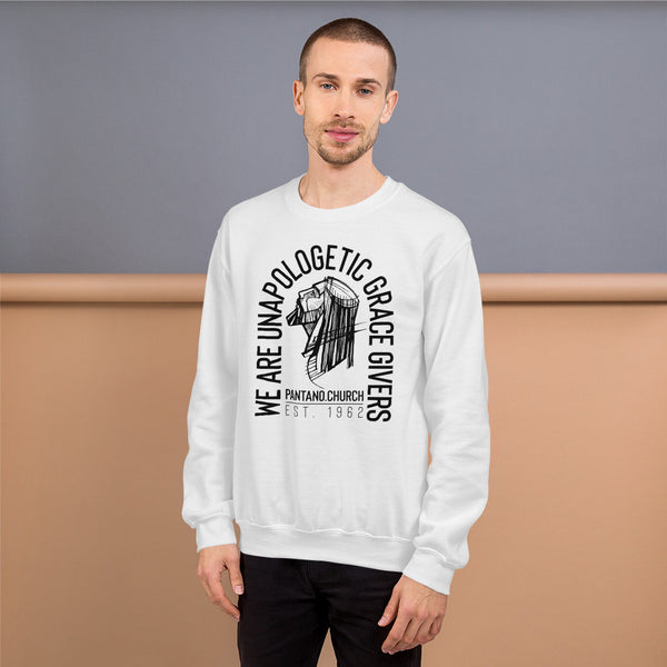 Grace Giver Version 2 Unisex Sweatshirt