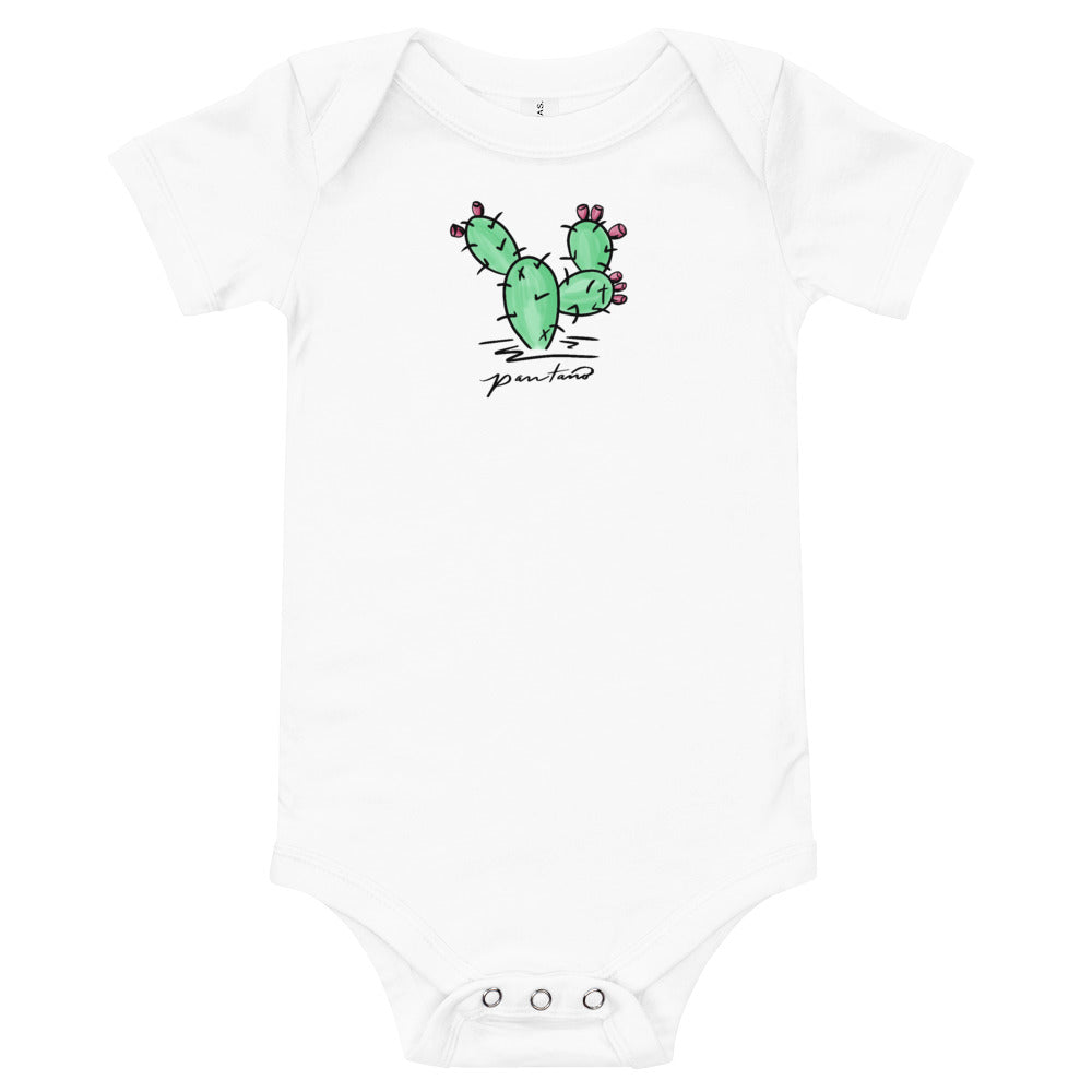 Prickly Pear Baby Onesie