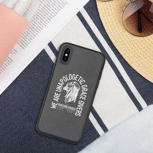 Grace Givers - iPhone case