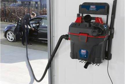 Wall Mounted Garage Vacuum Cleaner