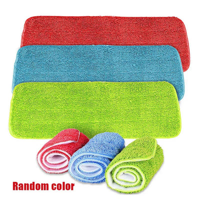 Pack Of 3 Replacement Washable Mop Heads