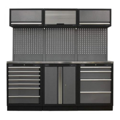 SEALEY 6 CABINET SET GSCS11 - SUPERLINE PRO RANGE