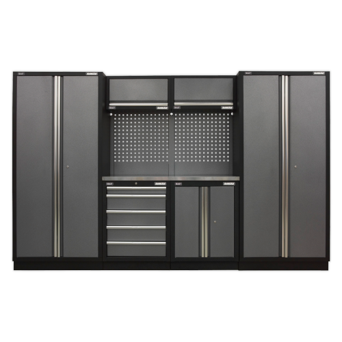 SEALEY 6 CABINET SET GSCS12 - SUPERLINE PRO RANGE