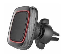 Magnetic Carbon Phone Air Vent Mount